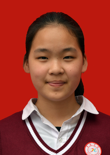 刘佳——自强阳光的女孩